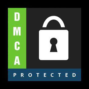 dmca protected logo